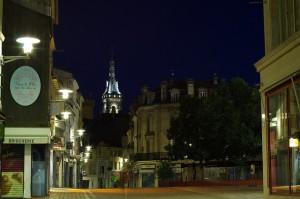rue Hergé ANGOULEME