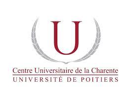 Logo centre universitaire de la Charente