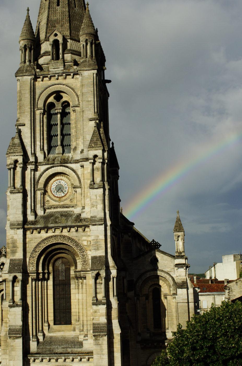 Eglise SAINT MARTIAL à ANGOULEME